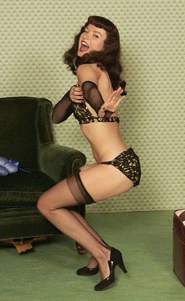 Bettie Page 99