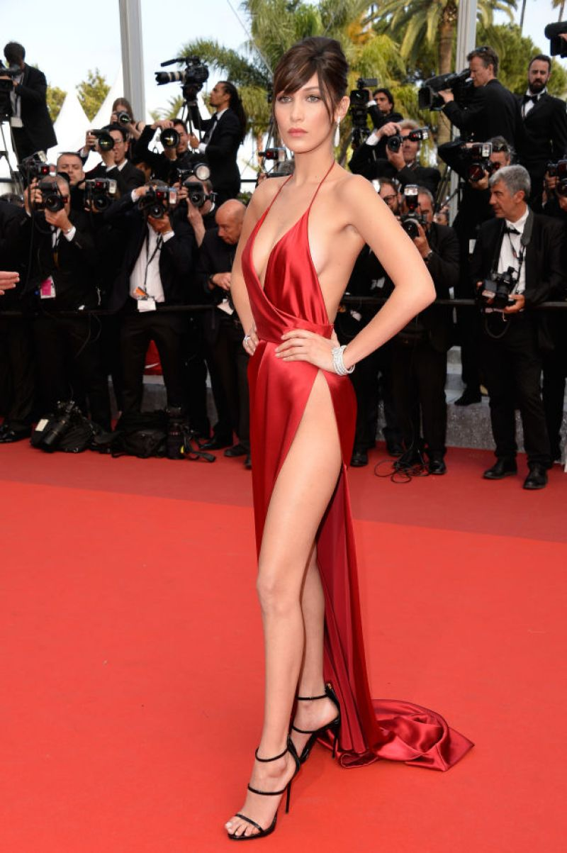 Bella Hadid cannes red carpet 34