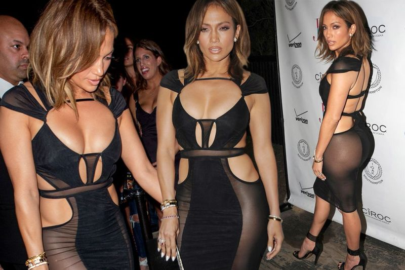JENNIFER LOPEZ top body 65