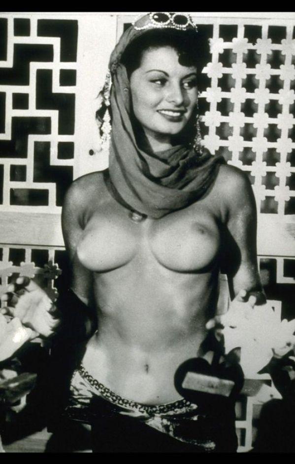 Sexy Sophia Loren 105