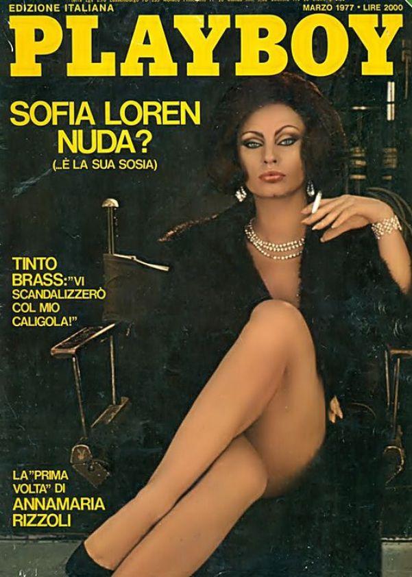 Sexy Sophia Loren 107