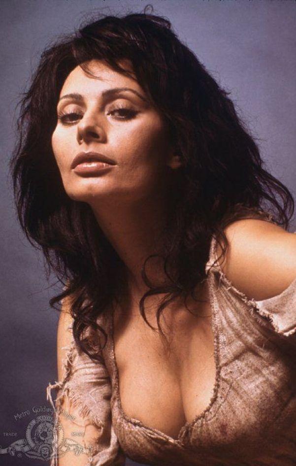 Sexy Sophia Loren 50