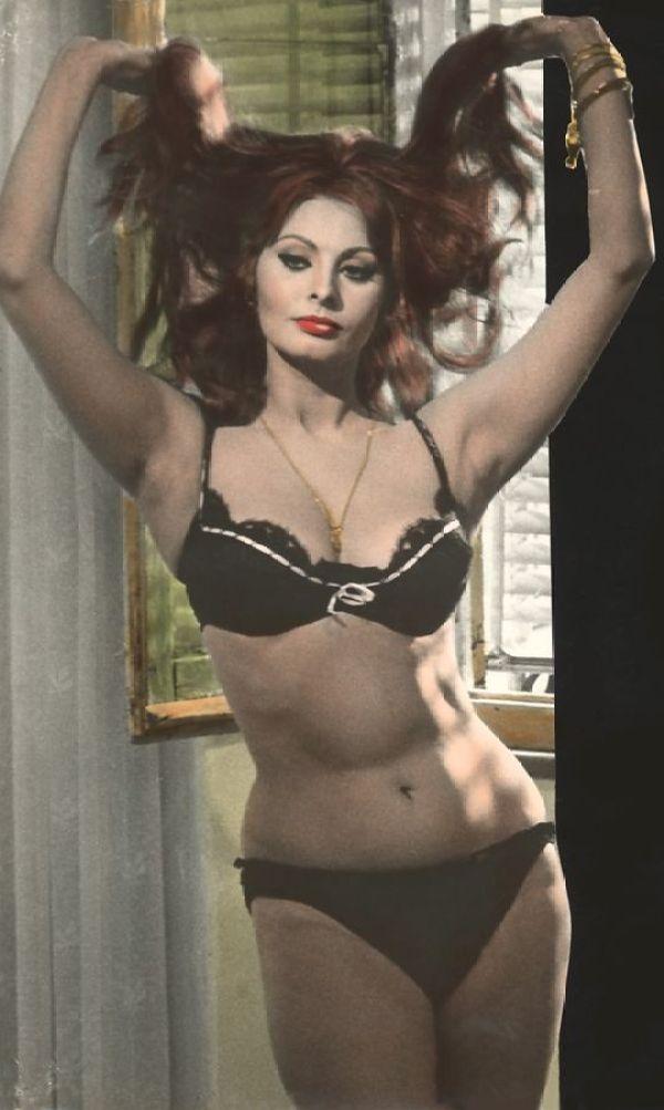 Sexy Sophia Loren 53