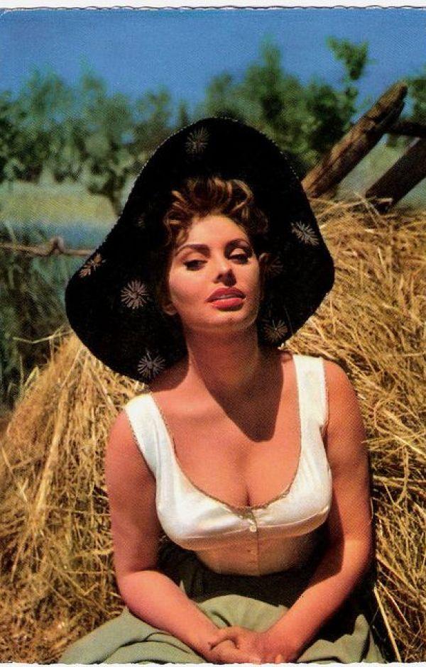 Sexy Sophia Loren 75