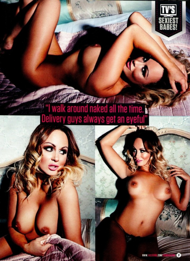 Chanelle Hayes 18
