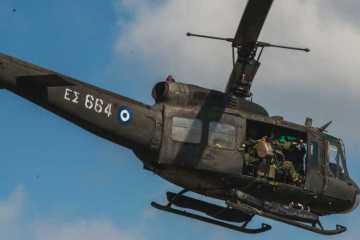 Στρατιωτικό ελικόπτερο