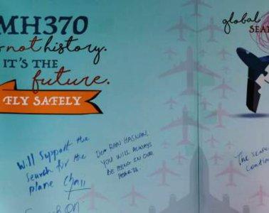εξαφανισμένο αεροσκάφος της Malaysia