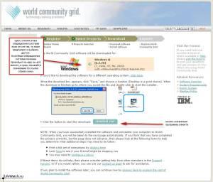Регистрация World Community Grid 3