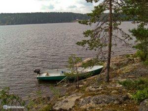 Наша прокатная лодка