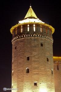 Башня Коломенского кремля