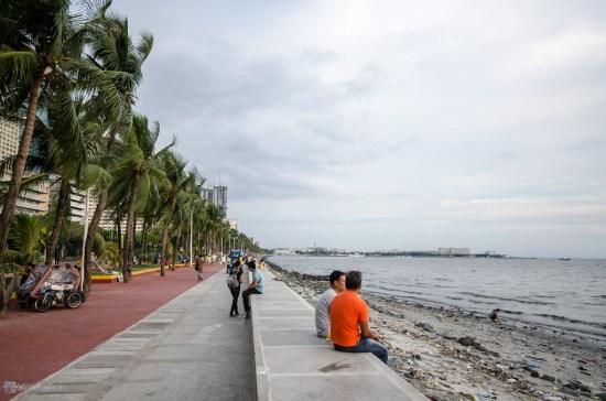 Манила. Набережная