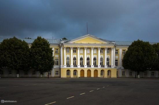 Здание Думы Ярославской области
