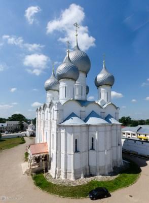 Ростовский кремль. Успенский собор