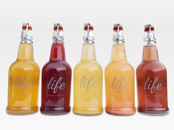 LIFE   5-Pack Water Kefir