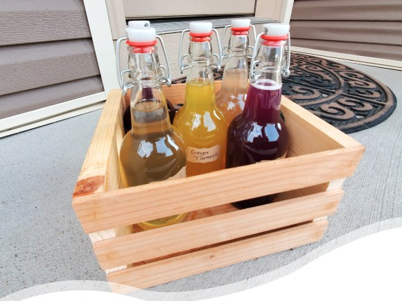 LIFE | Water Kefir Home Delivery Service