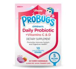 Strawberry ProBugs Chewable Supplements