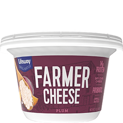 Plum Farmer Cheese