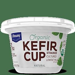 Natural Organic Kefir Cup