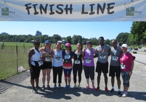 Medal Winners at LifeWay Network's 5K