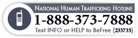 National Human Trafficking Hotline Number