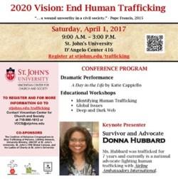 LifeWay Network cosponsors Human Trafficking Conference