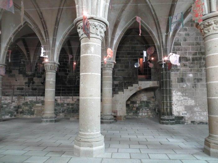 mont saint michel hall