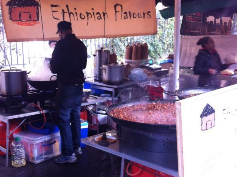 ethiopian flavours borough market london image