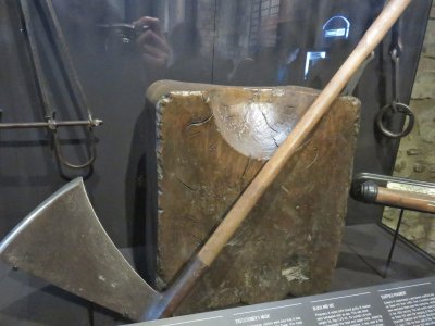 beheading at the tower of london