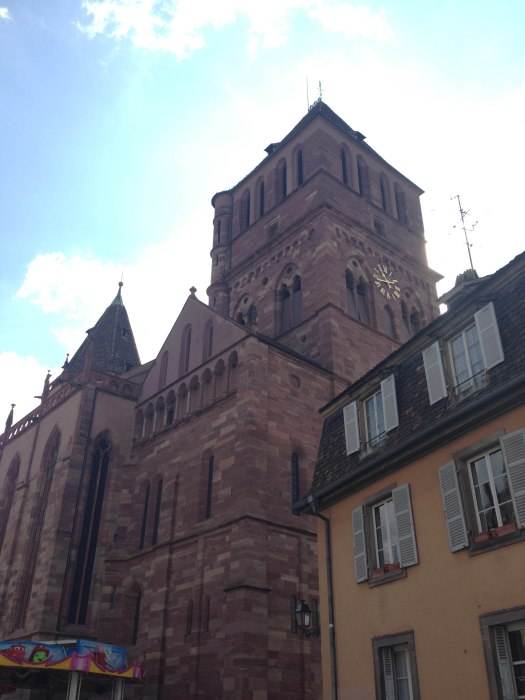 strasbourg eglise saint thomas