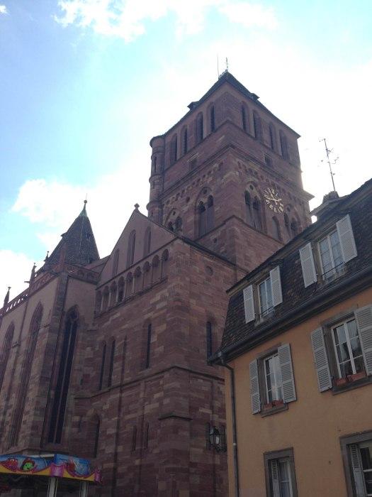 strasbourg eglise saint thomas