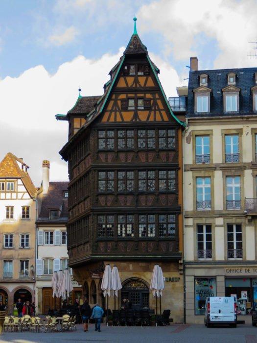 strasbourg street