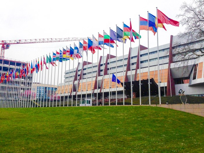 council of europe strasbourg