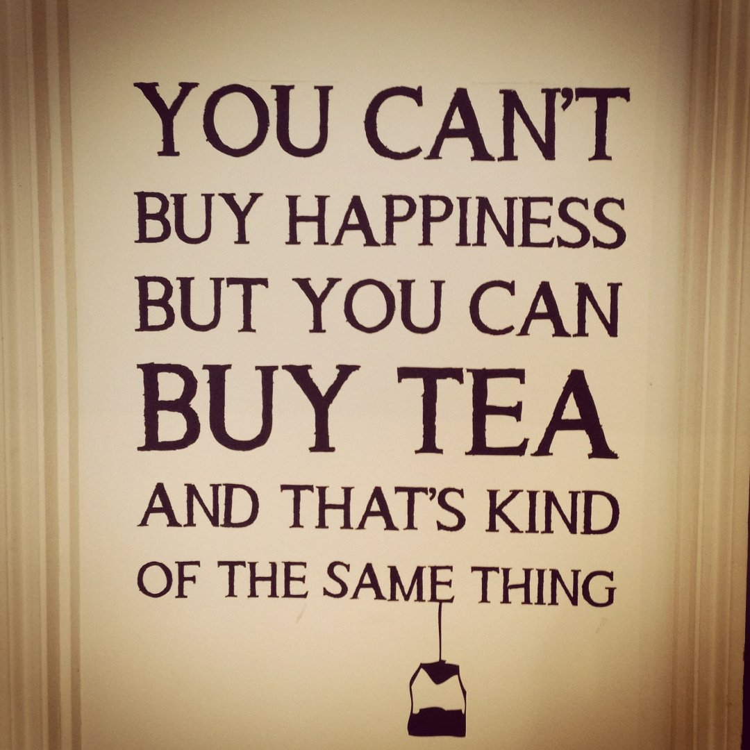 tea london cafe