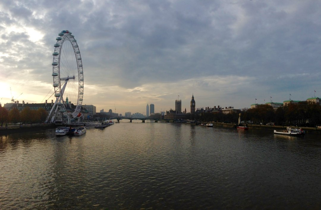 london hungerford bridge photo eye