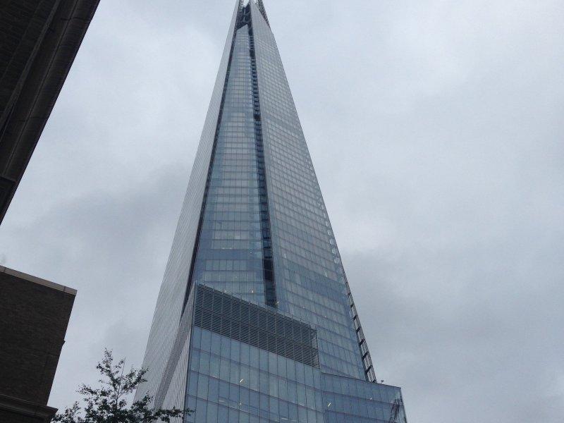 the shard london