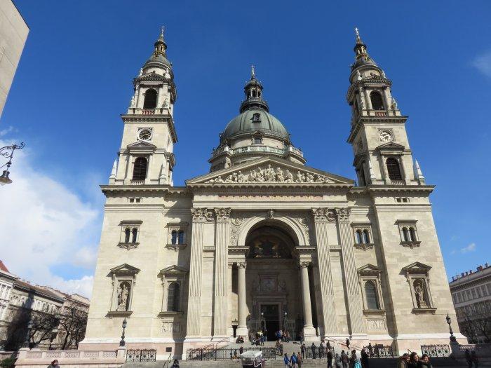 st stephens basilica budapest hungary image