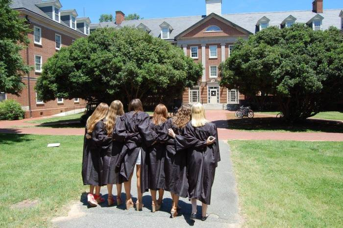 davidson graduation