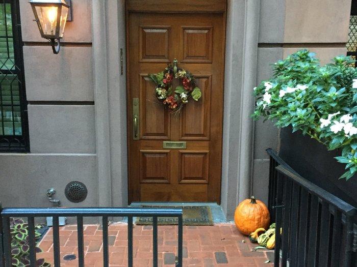nyc doorway