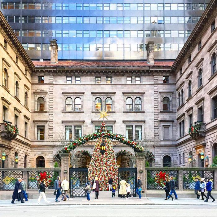 the palace christmas