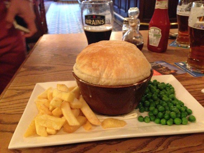 the goat major pub cardiff wales
