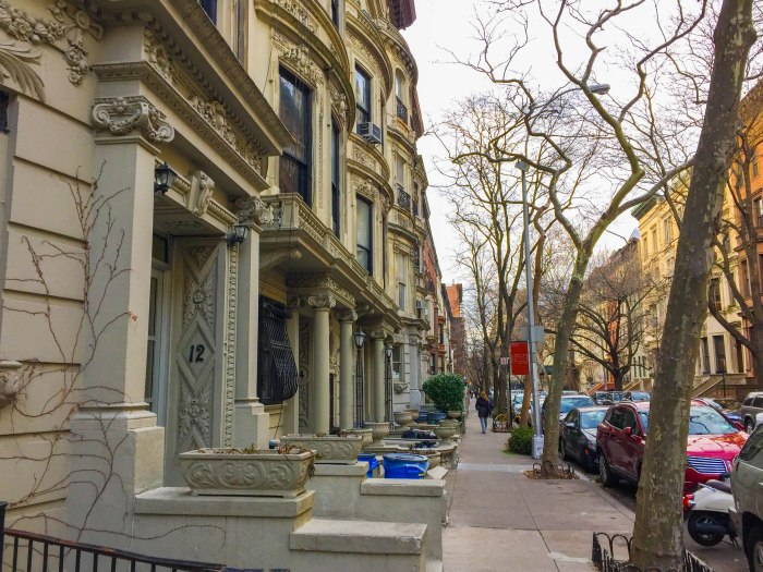 upper west side streets