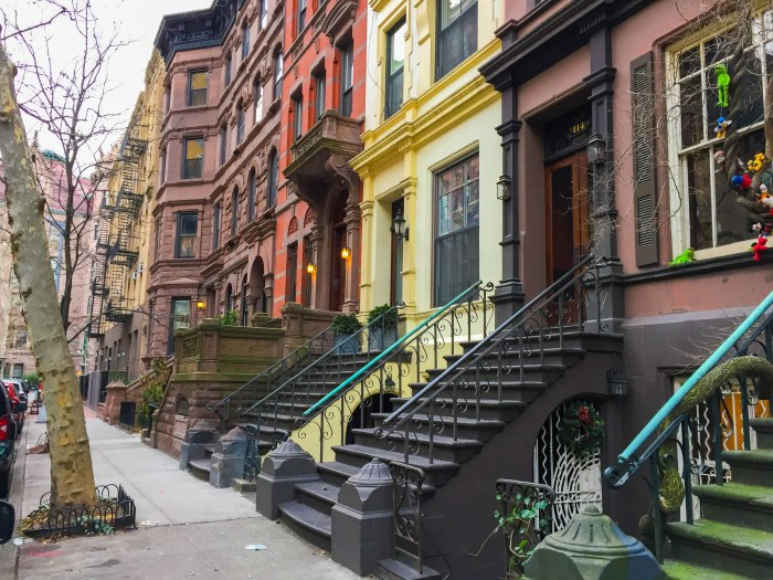 upper west side houses