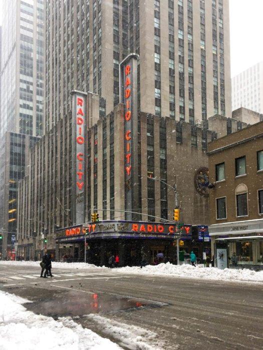 radio city music hall nyc storm stella