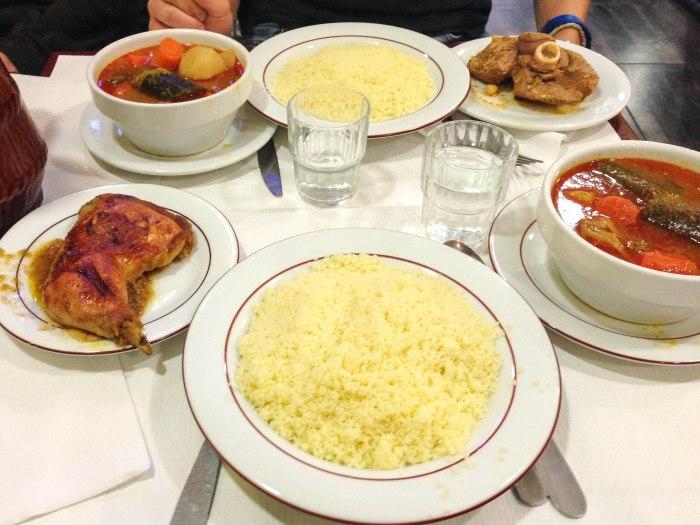 north african food paris