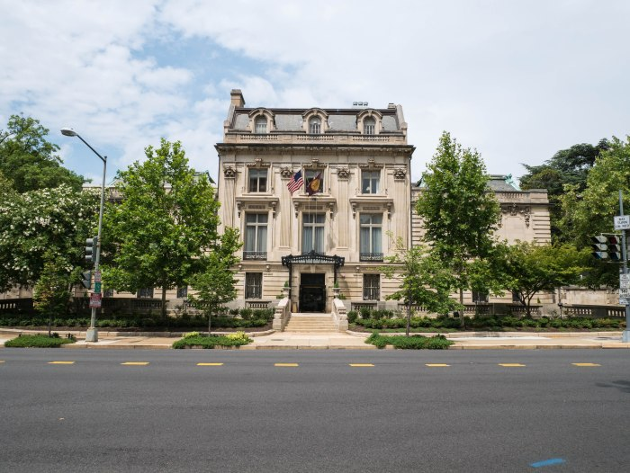 embassy row washington dc