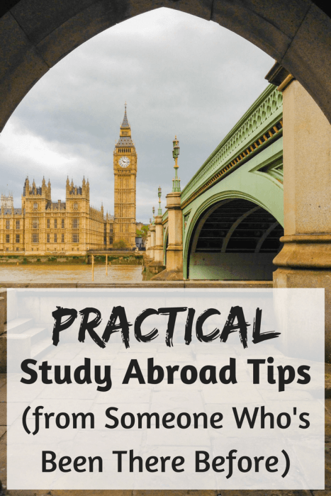 Worried about study abroad? Want to make the most of your study abroad experience? These tips will help you have the best study abroad experience ever! (from someone who's done it twice!)