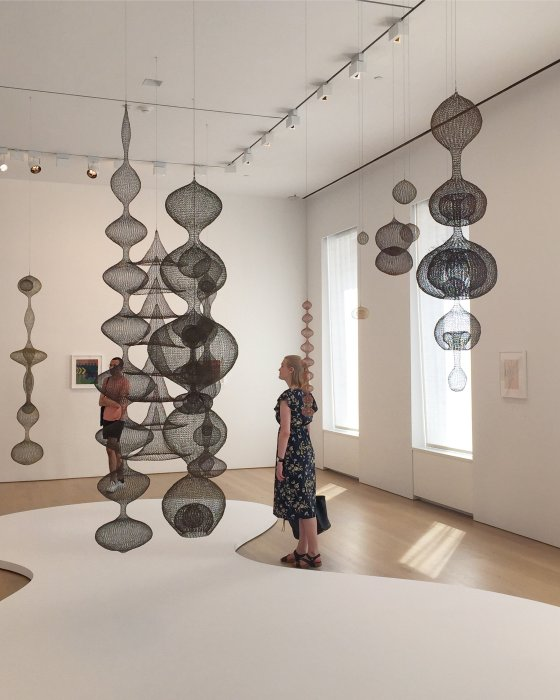 chelsea david zwirner gallery