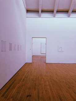 art inside dia beacon