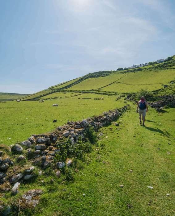 Hiking to Brothers' Point (Rubha nam Brathairean) Isle of Skye, Scotland