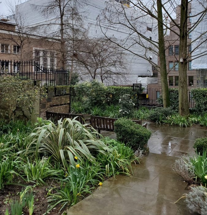 cleary garden london secret spot